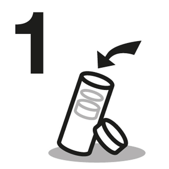 Instrucción de Infusor de Té 1